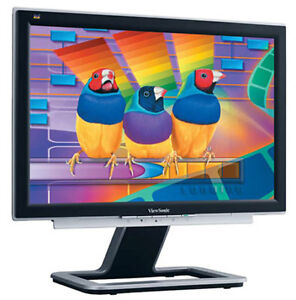 "20.1"" LCD Monitor - ViewSonic VX2025wm - Great Condition"