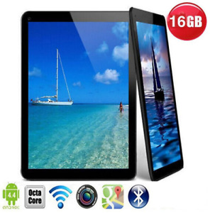 """Tablet PC Quad Core WiFi 7"""" inch Screen A33 Android 4.4"""