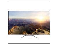 Sharp 39 inch Thin smart 3D TV 1080p led tv LC-39LE751K + Glasses + wall Bracket