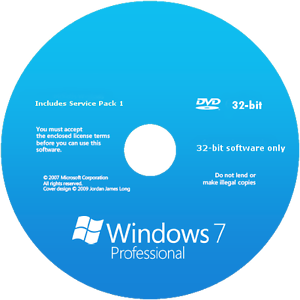 Microsfoft Windows 7 Professional 32 or 64 Bit Operating System Stanthorpe Southern Downs Preview