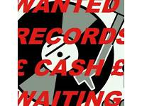 Wanted Vinyl Record Collections Top Prices Paid