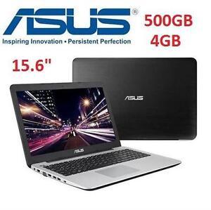 "NEW ASUS 15.6"" FULL-HD LAPTOP - 117636638 - COMPUTER- Core i3, 4GB RAM, 500GB HDD - WIN. 10"