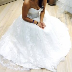 Maggie Sottero Ballgown Wedding Dress