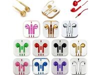 Apple Iphone Wholesale Job lot headphones 100