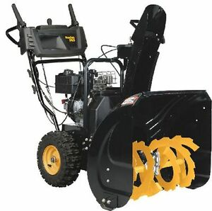 New (in crate) Poulan Pro Snowblower (Husqavarna engine)