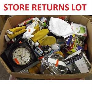 152 AS IS CONSUMER GOODS W/MANIFEST STORE RETURNS  NO WARRANTY 79101469