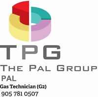 Gas technician/ Gas fitter / G2 /heating / air conditioning