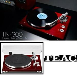 NEW TEAC ANALOG TURNTABLE WITH BUILT-IN PHONO PREAMP AND USB DIGITAL OUTPUT MUSIC SOUND DJ STAGE AUDIO 102549672