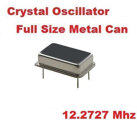 12.2727Mhz 12.2727 Mhz CRYSTAL OSCILLATOR (10 pcs) *** NEW ***