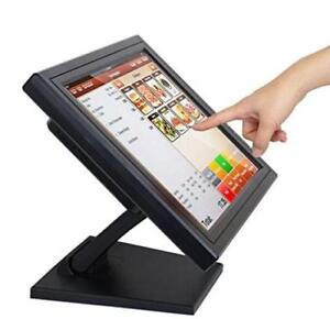 15 inch Capacitive touch screen Monitor ONLY $299!