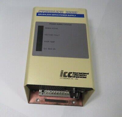 Icc 110-0108 Model Pls-4 Brushless Servo Power Supply Used
