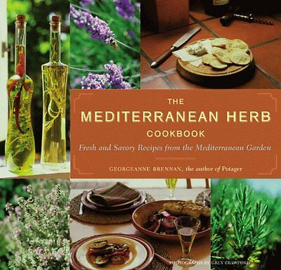 Mediterranean Herb - The Mediterranean Herb Cookbook: Fresh and Savory Recipes from the Mediterranean