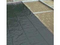 Visqueen sheet dpc damp proof 4x4