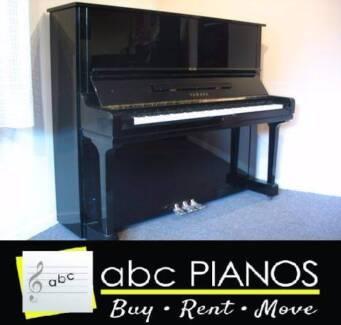 Yamaha U3 131cm tall UPRIGHT PIANO