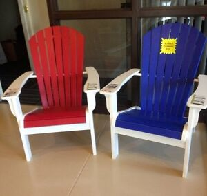 Adirondack Chairs On Sale Cambridge Kitchener Area image 1