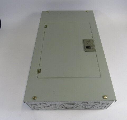 General Electric TLM812S1 PowerMark Circuit Breaker Load Center NOP