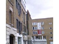 Great 1 bed property in Shoreditch available now, furnished, modenr and spacious, call for more info