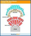 Nashville TN Concert Tickets