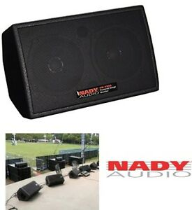 NEW NADY POWERED PERSONAL STAGE MONITOR SPEAKER 150W