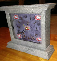 Montreal Canadians Clock
