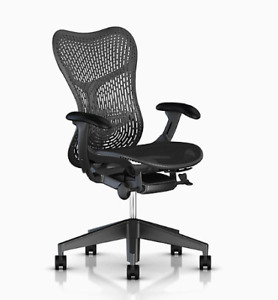 Herman Miller Mirra 2 office chairs - Like new