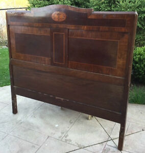 Antique headboard - I have 2 sizes