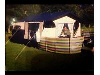 Folding Camper/Caravan Conway challenger