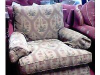 3 seater sofa plus armchair