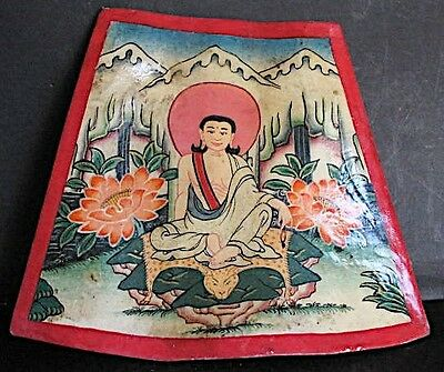 Painting Meditation Of Tibet