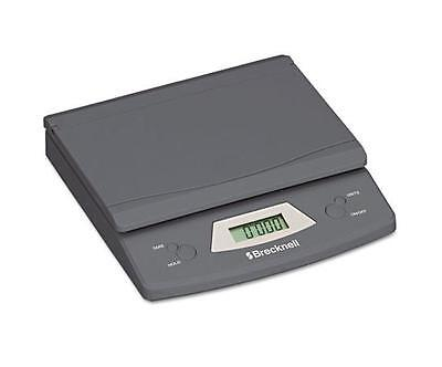 Brecknell 325 Electronic Portable Postal Parcel Scale 25 Lb X 0.1 Ozac Adapter