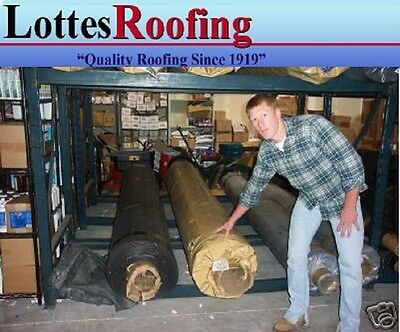 10 X 70 90 Mil Black Epdm Rubber Roofing By The Lottes Companies