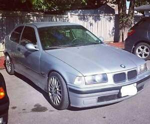 1996 BMW 318th 2.8 m52 swap