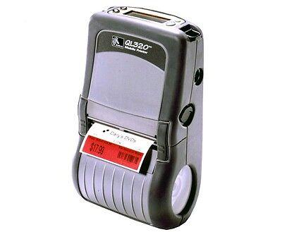 Zebra Ql320 Plus Barcode Printer  Flat Rate Repair