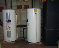 Oil To Electric Hotwater tank Conversion