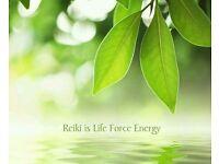 GC Reiki distant healing