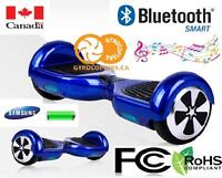 Turbo Charged  BLUETOOTH HOVERBOARD, IOHAWK, SEGWAY
