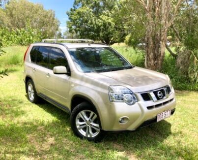 2011 Nissan X-trail ST-L SUV 4x4 Auto Yeerongpilly Brisbane South West Preview