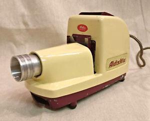 Aldis Lite Aspheric 100 Vintage Circa 1950's Slide Projector