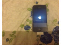 IPhone 4s unlocked 16gb black