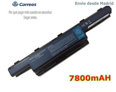 9 Cell Laptop Batería para Acer Aspire 5750 5755 5733 5750G 5750Z...