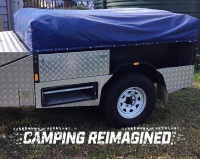 Off Road Camper Trailer - Lifestyle 360 Excellent Condition