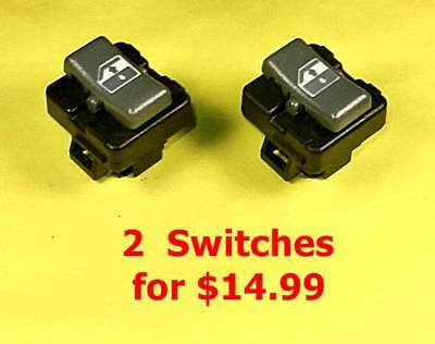 Get 2 for 1 - Chevrolet Tahoe Suburban GMC Yukon Safari Window Switch 1995-1999