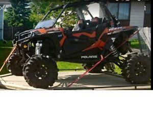 1000 RZR highlifter  kit