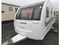 2014 Adria Adora Siena 4 berth Touring Caravan with motor mover and awning!!