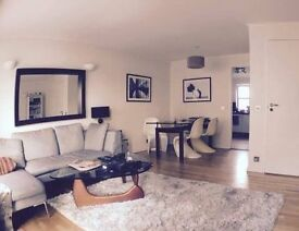 Home office / desk space available for hire in this apartment in Canada Water