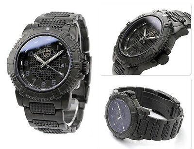 Luminox 6252.BO Men's Modern Mariner Black Stainless Steel Watch