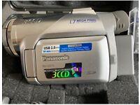 Panasonic NV-GS74 3CCD handycam