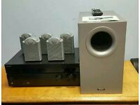 Sony AV Amp 7.1 & Tannoy surround speakers