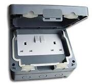IP66 Double Socket