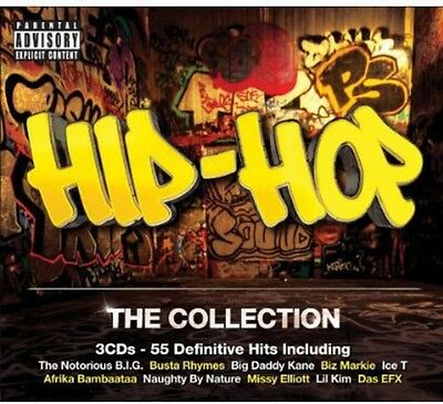 Various Artists - Hip Hop-The Collection / Various [New CD] UK - Import